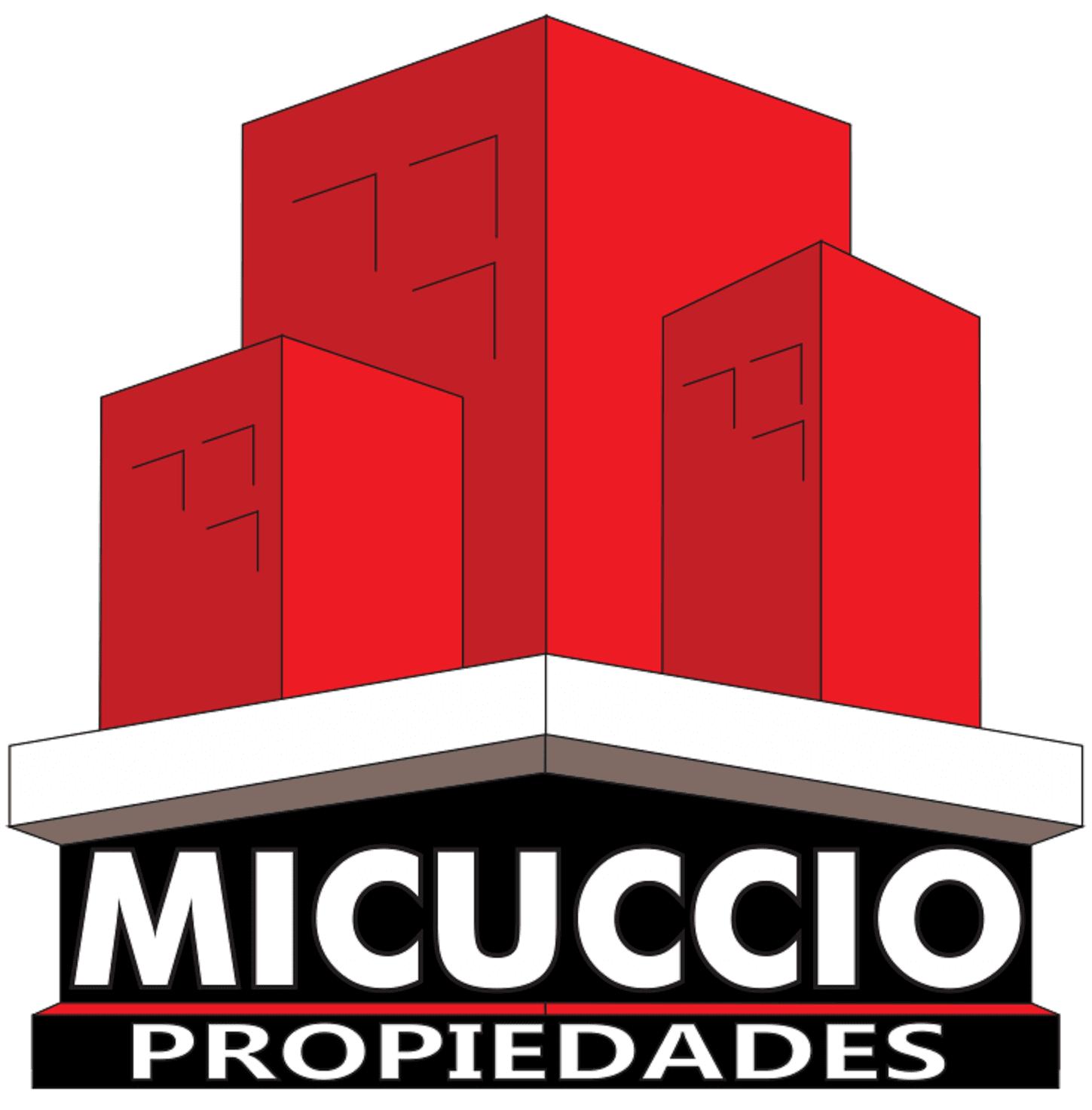 Logo de  Micuccio Propiedades