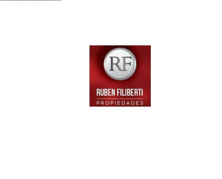 Logo de  Ruben Filiberti Propiedades