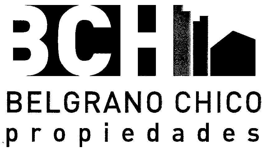 Logo de  Belgrano Chico Propiedades