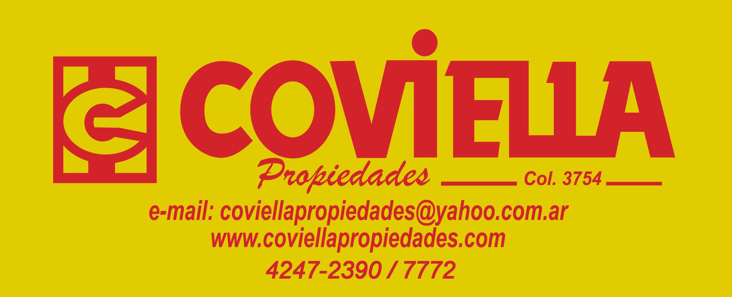 Logo de  Coviella Propiedades
