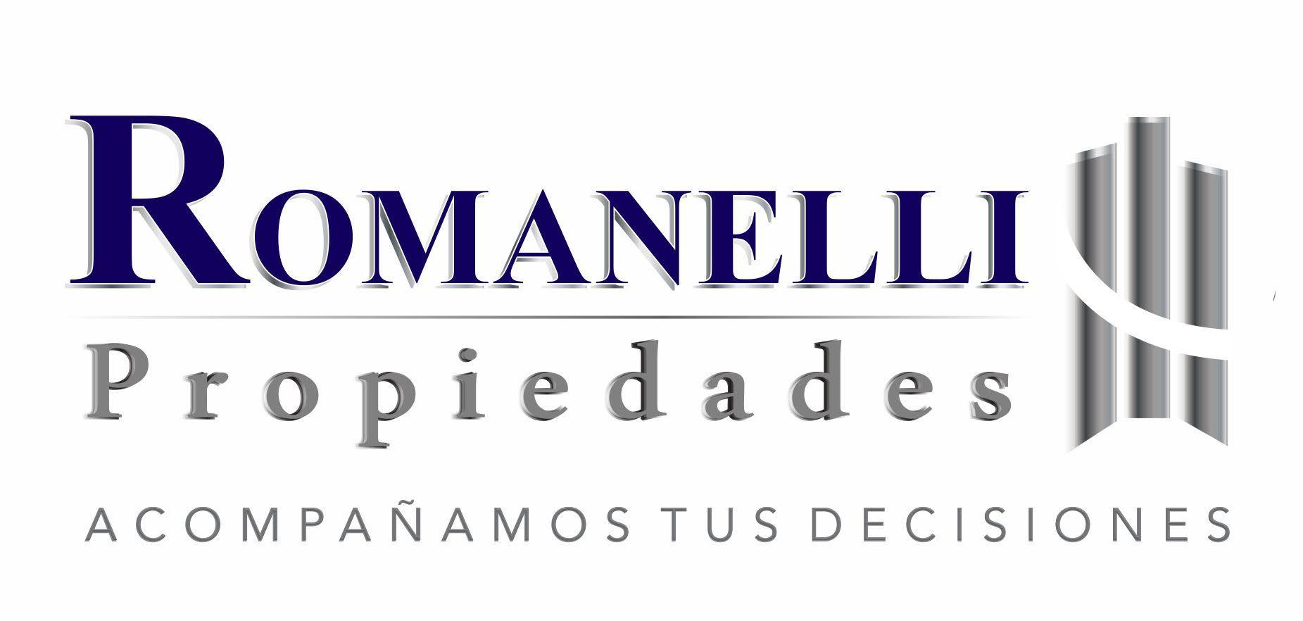 Logo de  Romanelli Propiedades