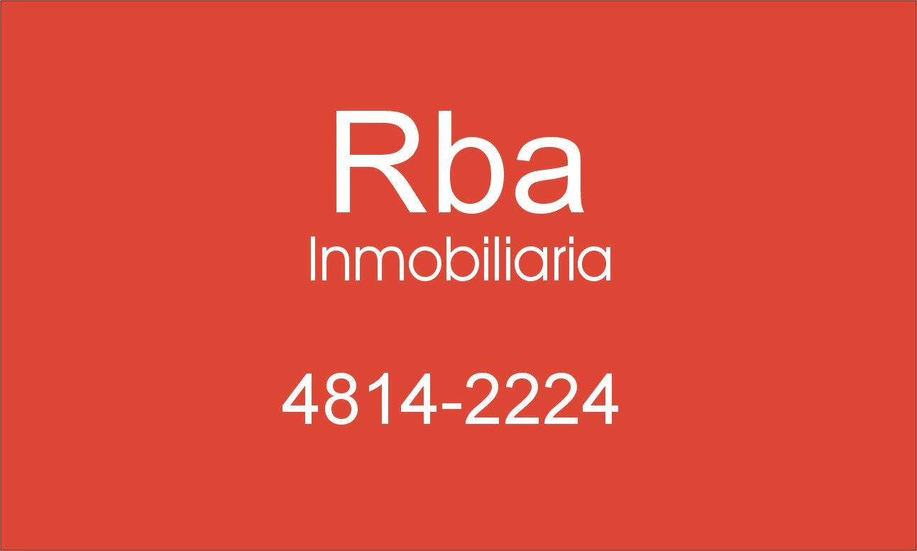 Logo de  Rba Inmobiliaria