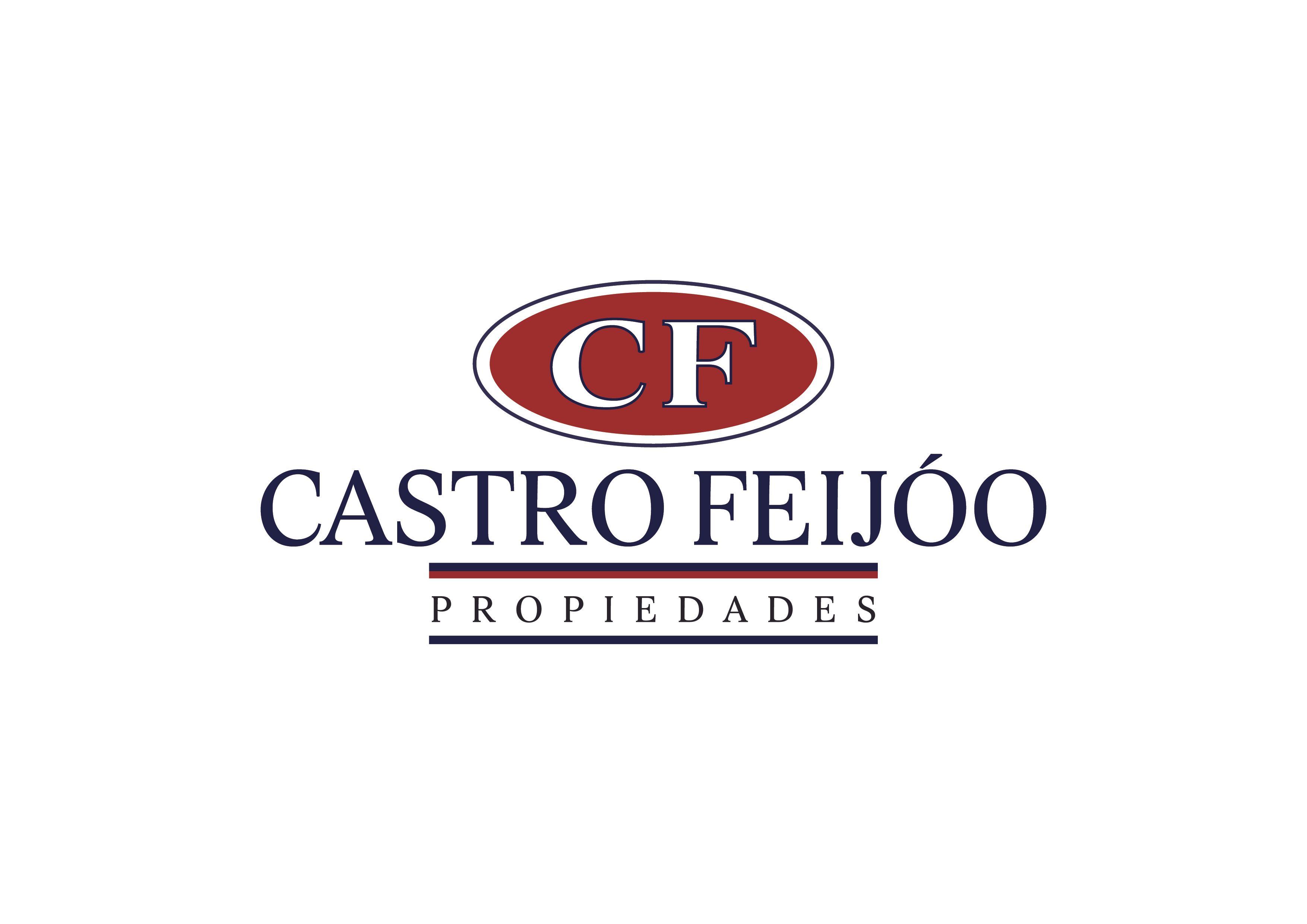 Logo de  Castro Feijoo Propiedades  Cf
