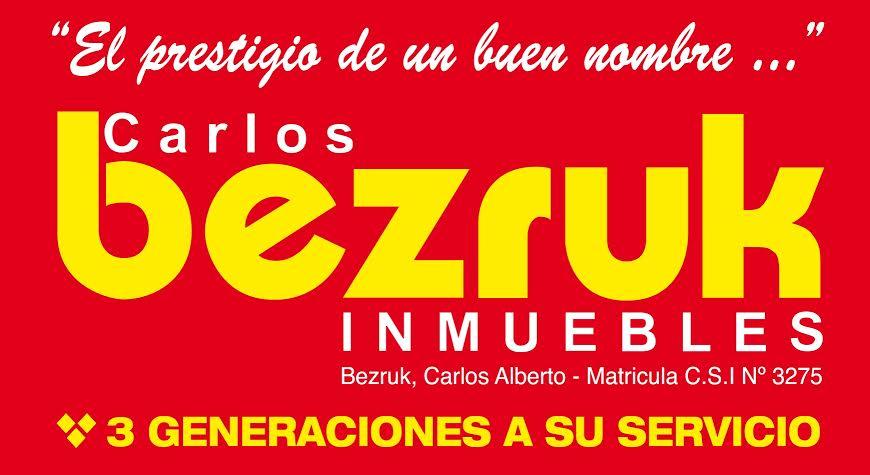 Logo de  Carlos Bezruk Inmuebles