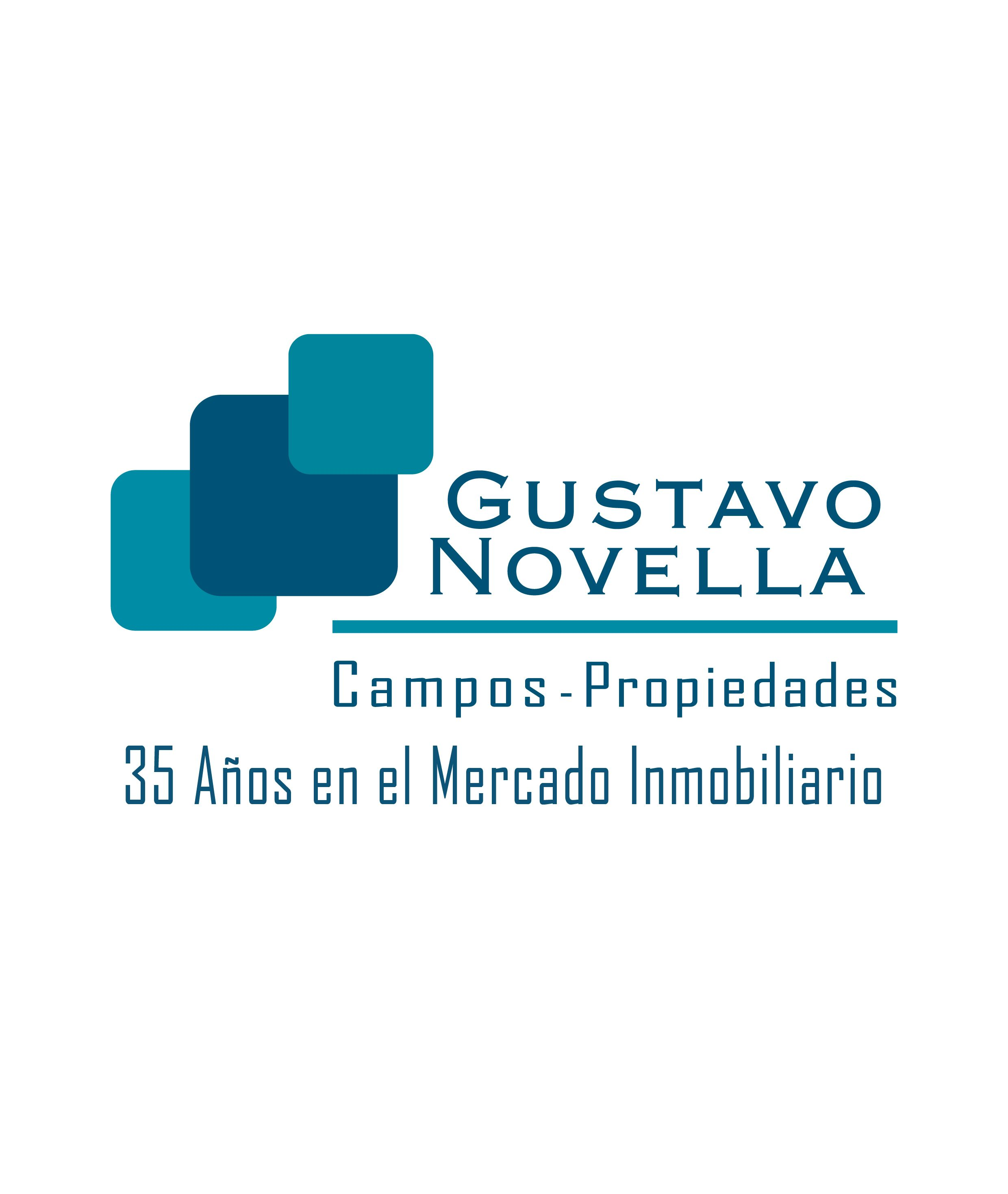 Logo de  Gustavo Novella Propiedades