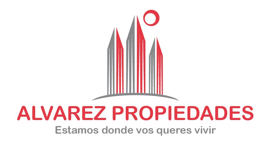 Logo de  Alvarez Propiedades (franco)