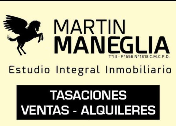Logo de  Martin Maneglia