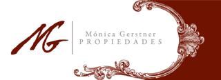 Logo de  Monicagerstner Propiedades