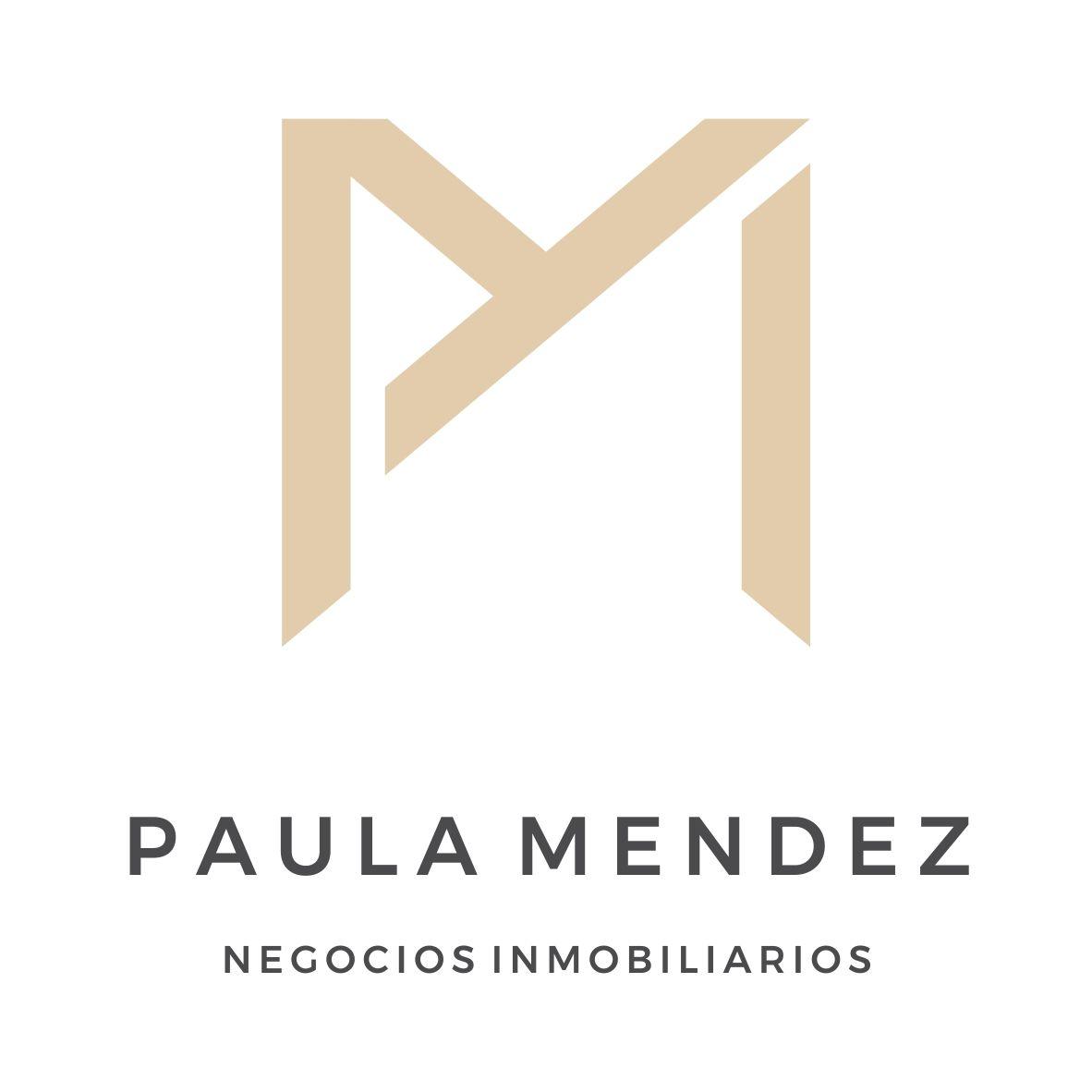 Logo de  Paulamendez Neg Inmob