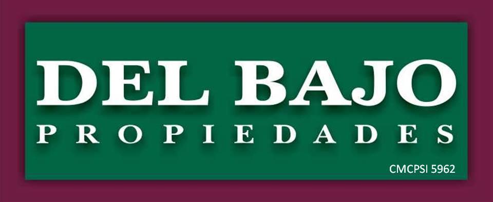 Logo de  Del Bajo Propiedades