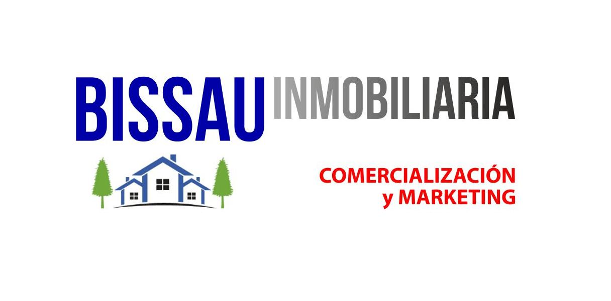 Logo de  Bissau Inmobiliaria