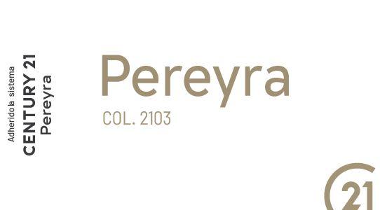 Logo de  Century 21 Pereyra