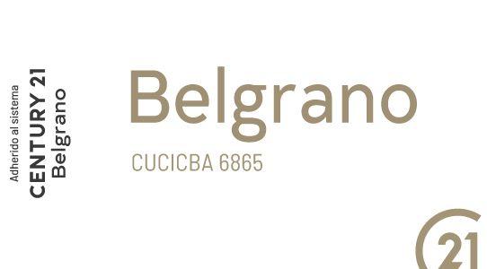 Logo de  Century 21 Belgrano