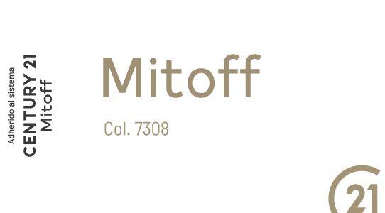 Logo de  Century 21 Mitoff