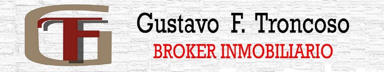 Logo de  Gustavo F. Troncoso Broker Inmobiliario