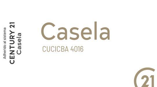 Logo de  Century 21 Casela