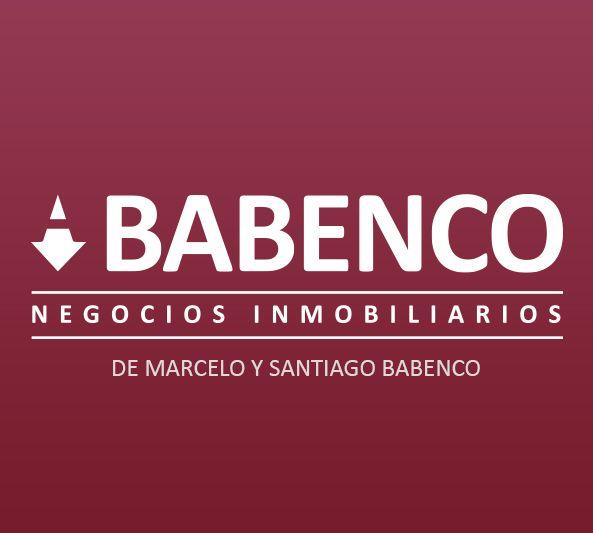 Logo de  Babenco Negocios Inmobiliarios