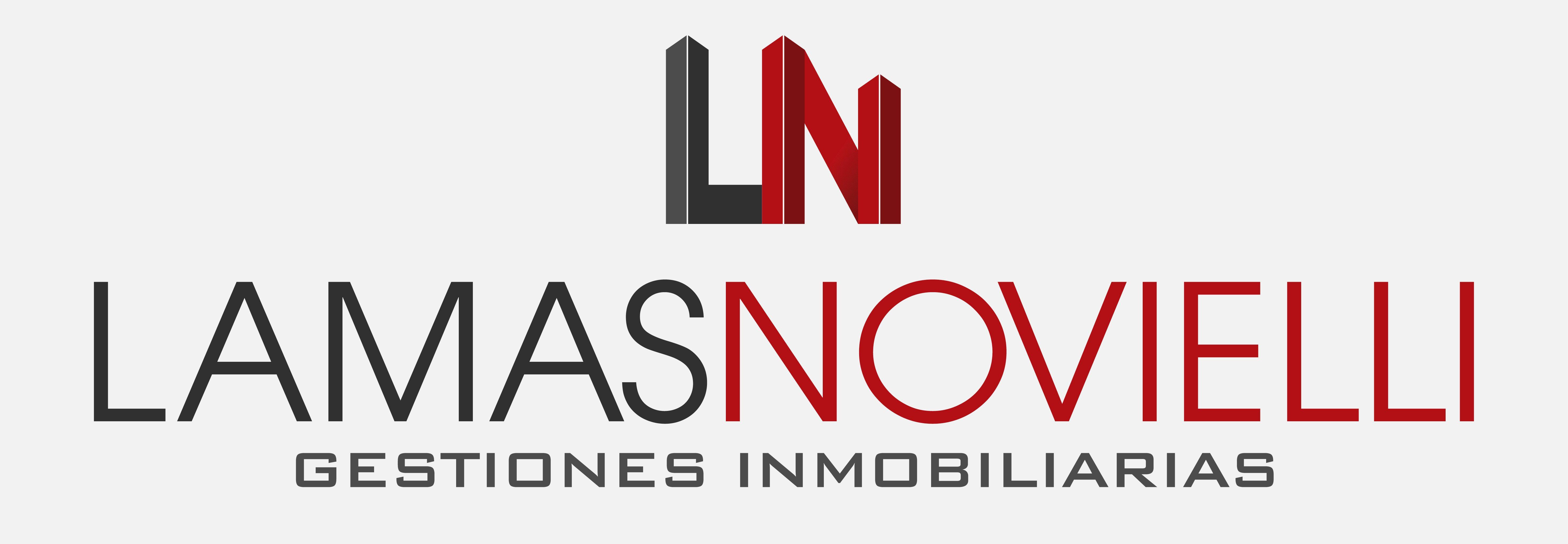 Logo de  Lamas Novielli Gestiones Inmobiliarias