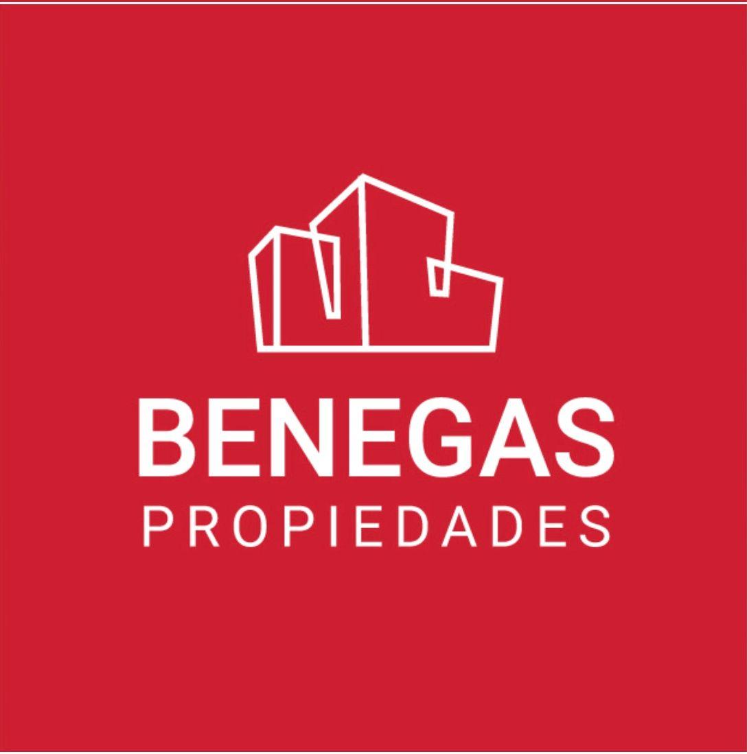 Logo de  Benegas Propiedades