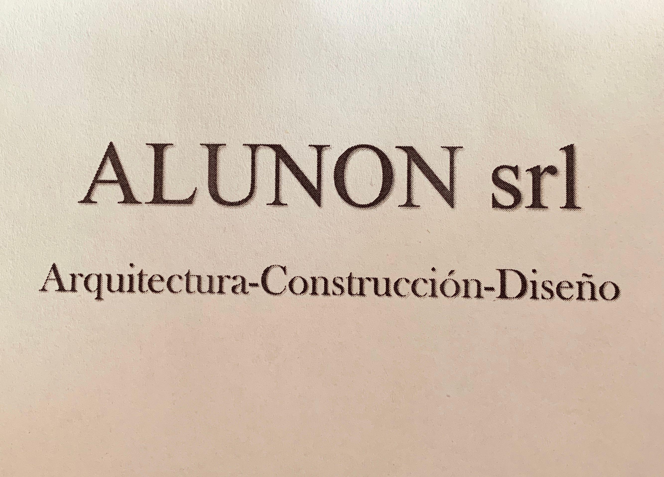 Logo de  Alunon Srl