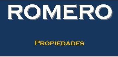 Logo de  Romero Propiedades