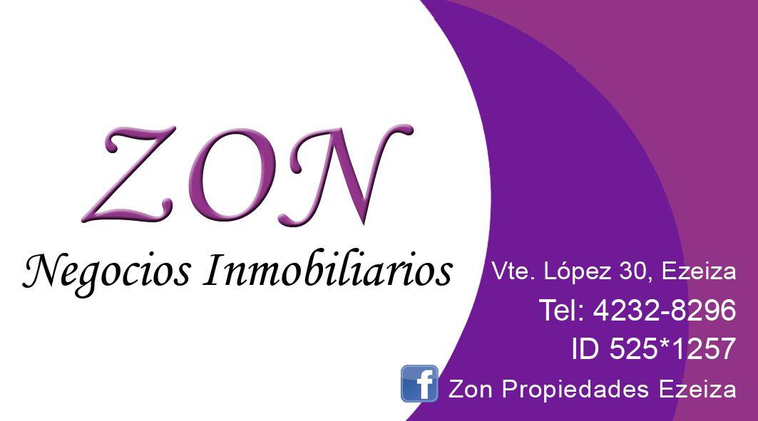 Logo de  Zoninmobiliaria