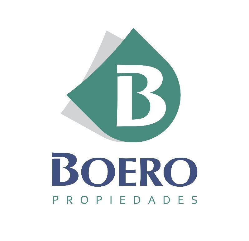 Logo de  Boero Propiedades