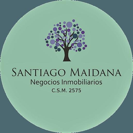 Logo de  Santiago Maidana