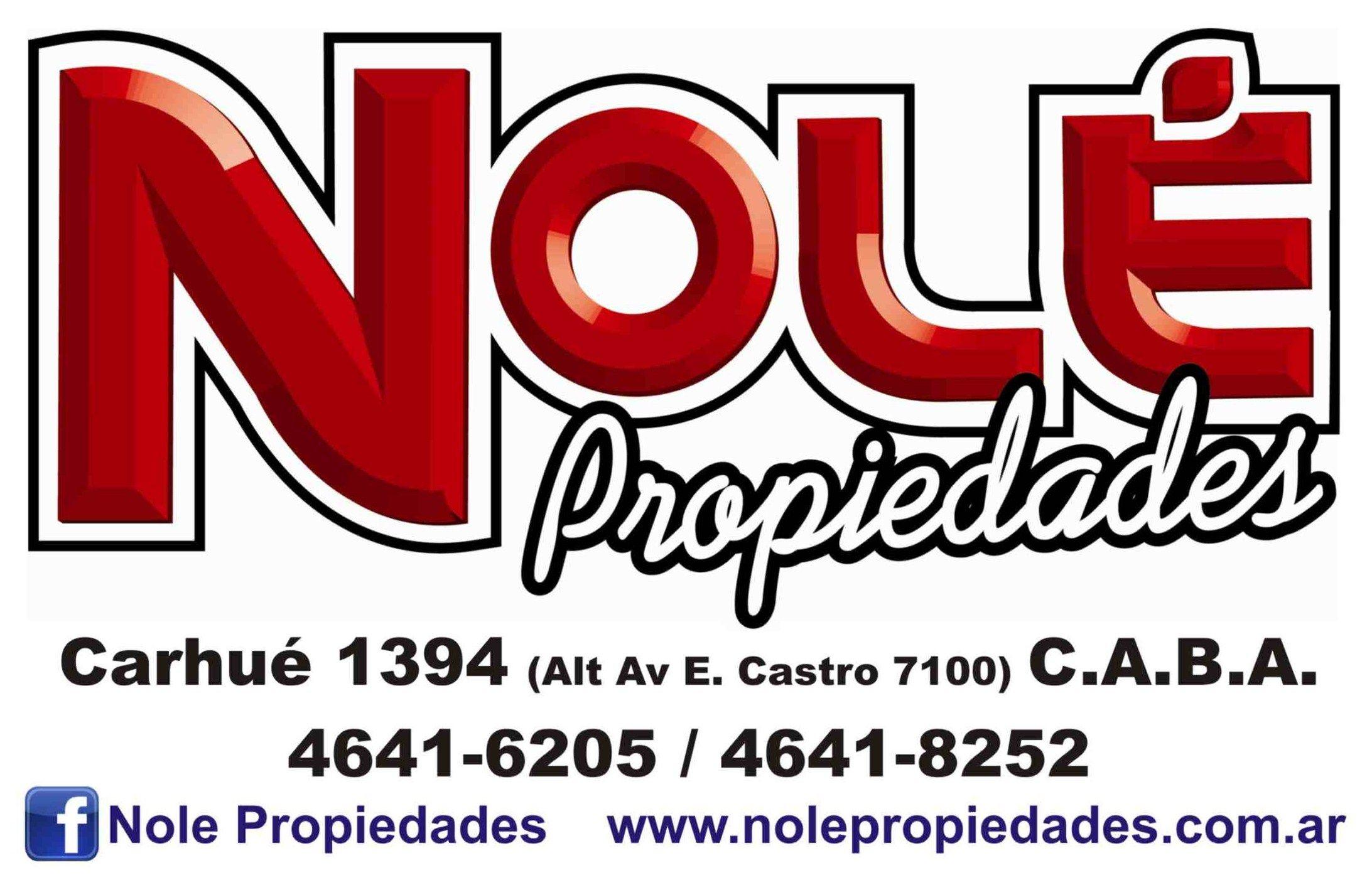 Logo de  Nole Propiedades