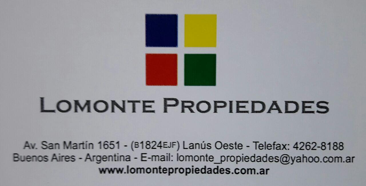 Logo de  Lomonte Propiedades