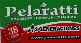 Logo de  Pelaratti -inmuebles-campos-chacras