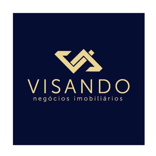 Logotipo de  Visando Negócios Imobiliários