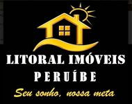 Logotipo de  Litoral Imóveis Peruíbe