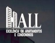 Logotipo de  Hall Imóveis