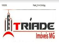 Logotipo de  Triade Imóveis Mg