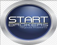 Logotipo de  Start Brokers Negocios Imobiliarios