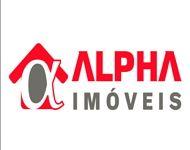 Logotipo de  Alpha Imóveis