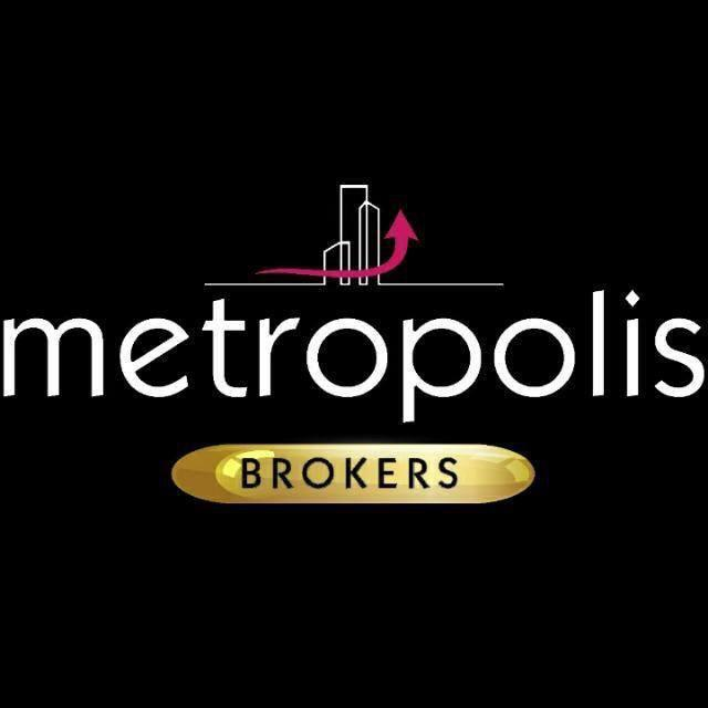 Logotipo de  Metropolis Brokers