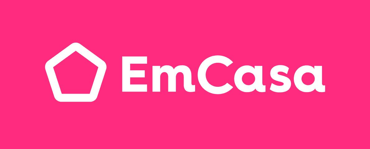 Logotipo de  Emcasa Imoveis