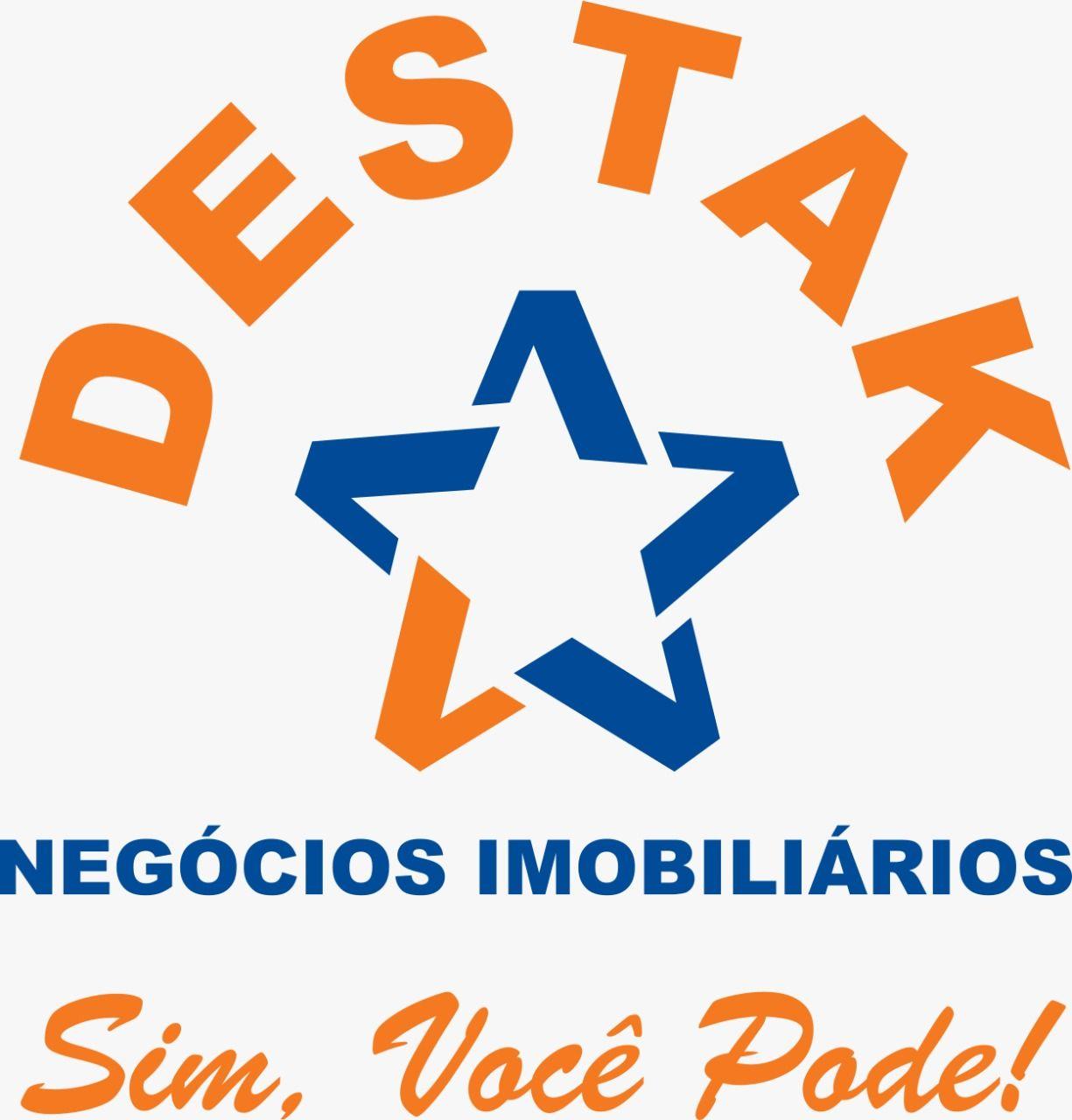 Logotipo de  Destak Negócios Imob Eireli