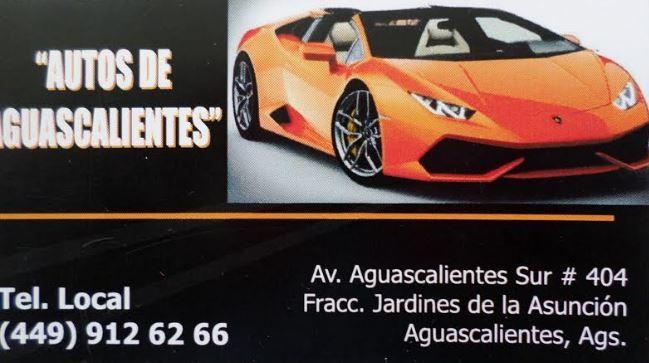 Logo de  Automotriz Aguascalientes