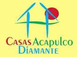 Logo de  Casasacapulcodiamante