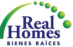 Logo de  Real Homes Bienes Raices