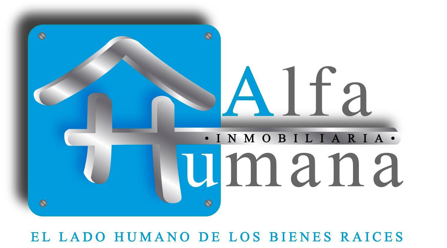 Logo de  Alfa Humana Inmobiliaria Sc