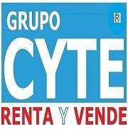 Logo de  Grupo Cyte Renta Y Vende Sa D E Cv