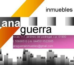 Logo de  Ana Guerra Inmuebles