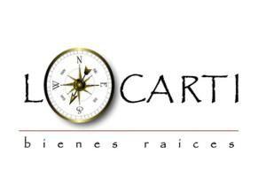 Logo de  Locarti Bienes Raices