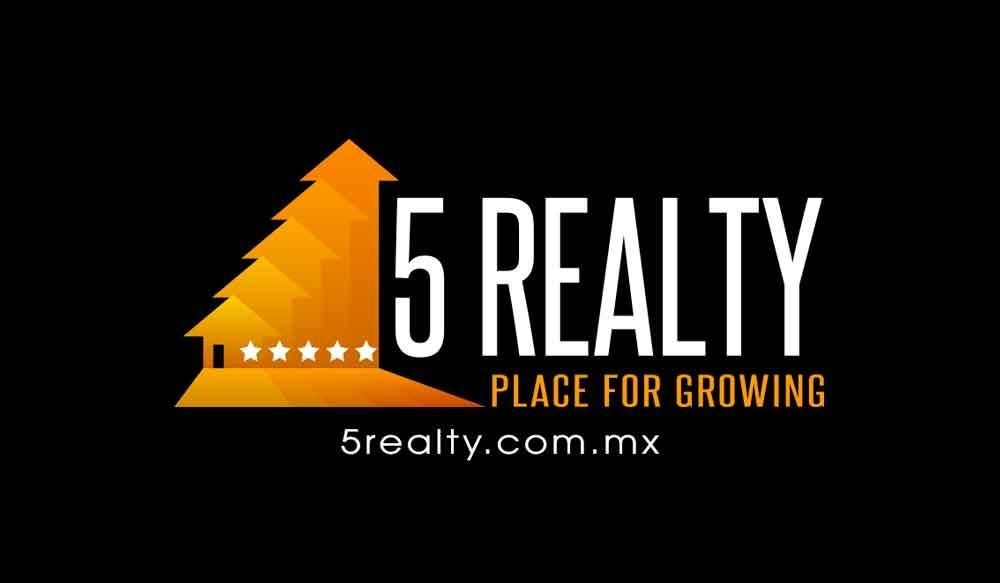 Logo de  5 Cancun Realty S.a De C.v