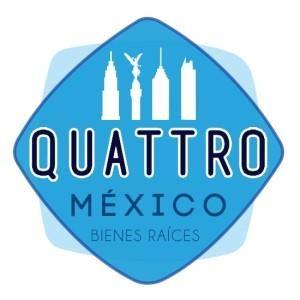 Logo de  Quattro Bienes Raíces México