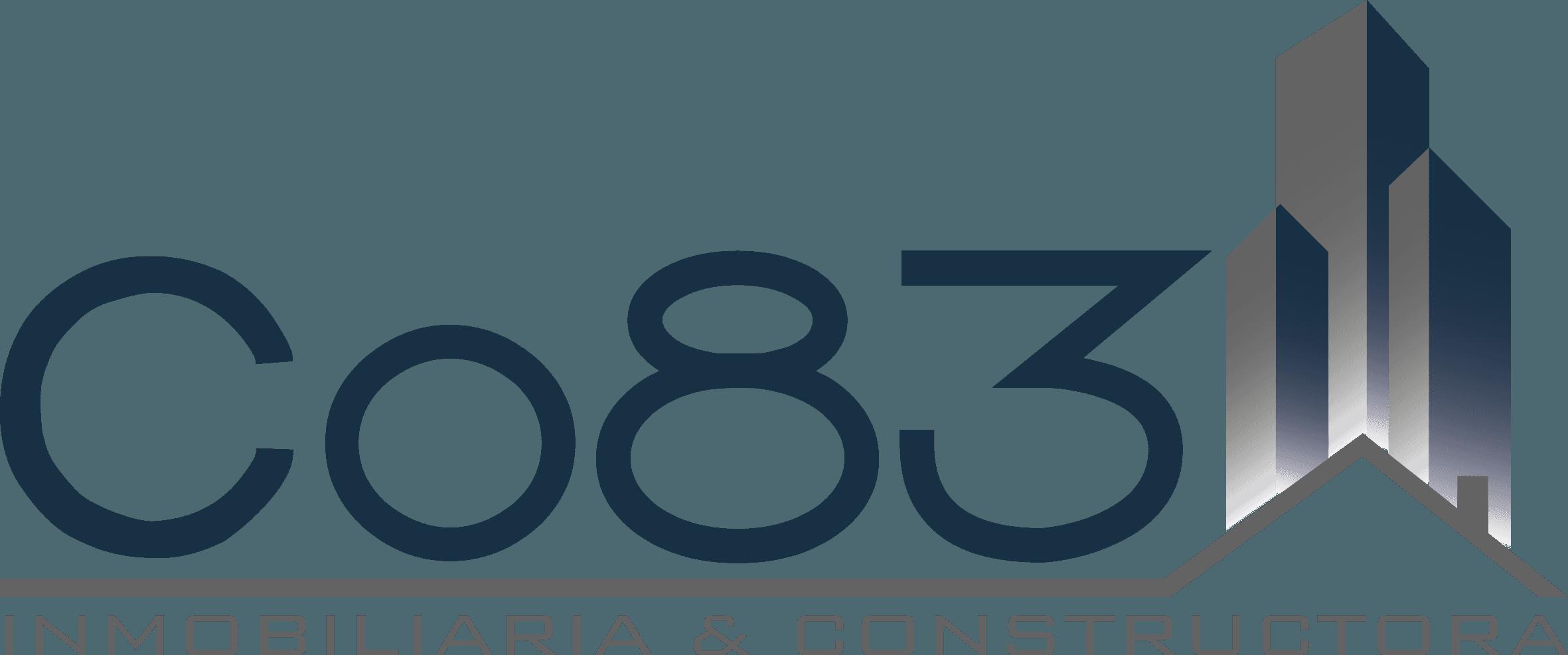 Logo de  Co83 Inmobiliaria & Constructora